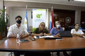 El gobierno entregó créditos a cooperativas de trabajo para la confección de frazadas