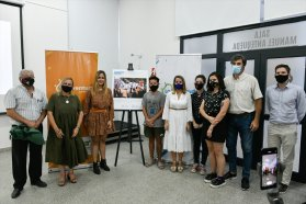 La provincia reconoció a la fotografía ganadora del concurso Eduardo Raúl Mencho Germano