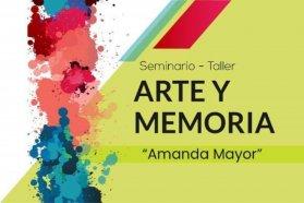 """El CGE invita a participar del Seminario Taller """"Arte y memoria"""""""