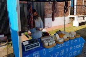 La provincia continúa trabajando para habilitar comercialmente a pequeños productores de alimentos