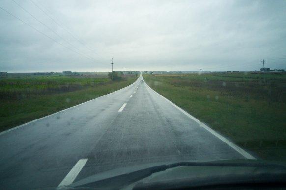 Vialidad actualizó los datos de la red caminera ante las malas condiciones climáticas en la provincia