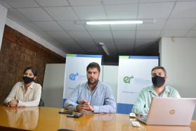 Encuentro con emprendedores entrerrianos que buscan acceder a financiamiento