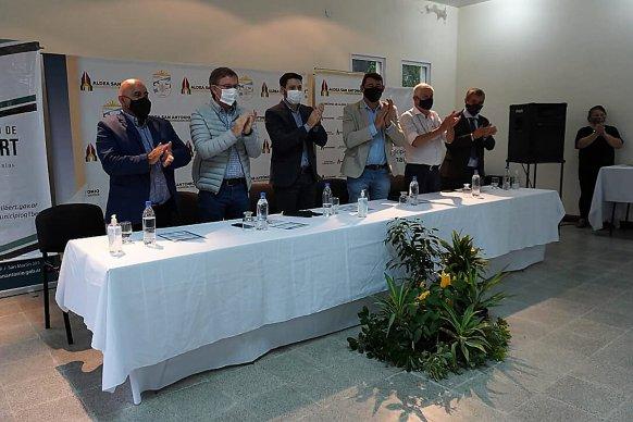Localidades del departamento Gualeguaychú contarán con servicio de transporte interurbano