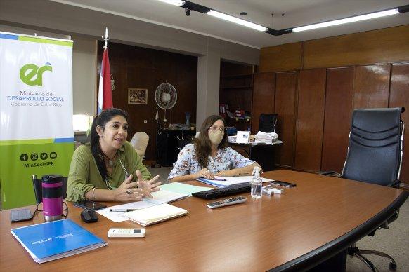 En articulación con nación y municipios, Entre Ríos consolida la implementación del Plan AccionAR