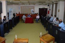 Avanzan las gestiones para la nueva planta de tratamiento de Efluentes Cloacales de Concepción del Uruguay