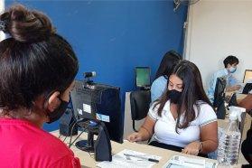 El Instituto Becario lleva su atención itinerante a los barrios de Concordia y capacita a referentes locales