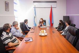 Planifican mejoras para accesos a escuelas y caminos productivos del departamento Gualeguay
