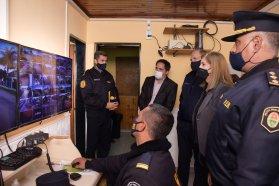 Más herramientas para reforzar sistemas de seguridad en municipios