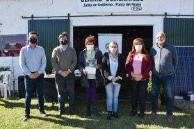 Con la entrega de nuevos kits fotovoltaicos, la provincia consolida políticas de acceso a la energía a familias rurales