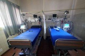 La ministra de Salud recorrió el hospital Palma