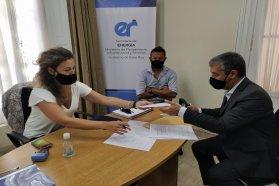 El gobierno provincial autorizó el llamado a licitación para la ampliación de gas natural en Urdinarrain