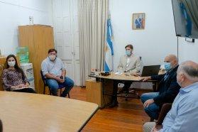 El programa de apoyo escolar del Becario llega a más localidades entrerrianas