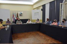 La provincia trabaja con municipios en el fortalecimiento del Plan Nacional AccionAR