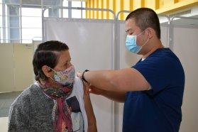 Vacunación Covid: Se llevan aplicadas más de 227 mil dosis