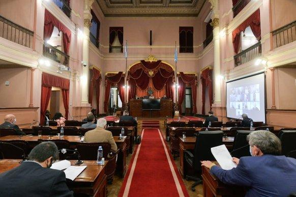El Senado entrerriano convirtió en ley el Régimen de acceso seguro al cannabis medicinal