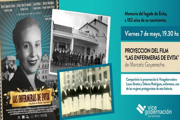 La Vicegobernación invita a la proyección virtual del film