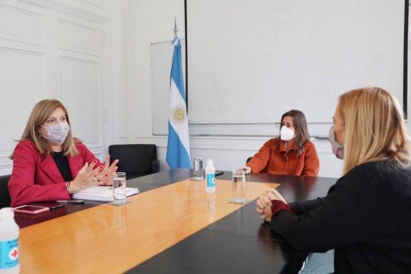 La provincia refuerza vínculos con el Ministerio de Seguridad de la Nación