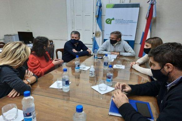La provincia diseña herramientas de asistencia a la industria metalmecánica entrerriana
