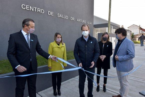 Fortalecen el sistema de salud de Paraná con un centro de atención primaria