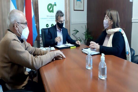 El gobierno avanza en diferentes proyectos de obra para Villa Elisa