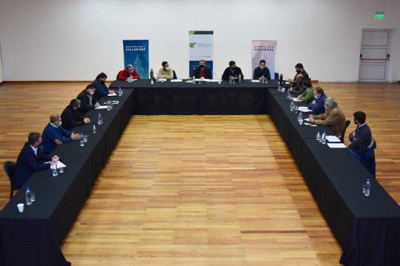 El financiamiento al sector productivo en la agenda del gobierno con entidades del campo