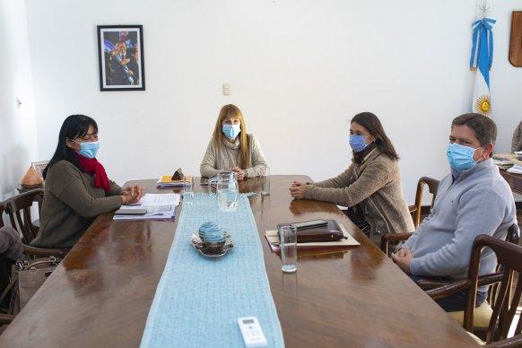 Salud unifica líneas de acción con el municipio de Basavilbaso