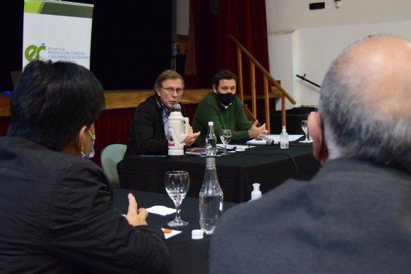 El gobierno provincial trabaja por la recuperación del sector termal