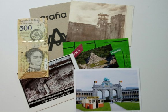 Muestra de Arte Correo en el Museo Provincial Eva Perón
