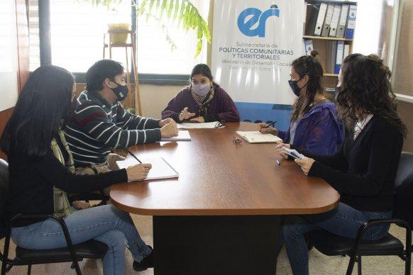 Finalizó la convocatoria de Mejor es Hacer con amplia representación de los departamentos entrerrianos