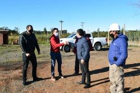 La provincia avanzó en gestiones para el sector foresto industrial y citrícola