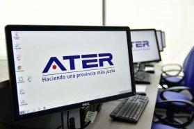 ATER incorpora el código QR en marcas y señales