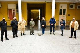 La Policía y fuerzas de seguridad Federales llevarán a cabo los controles en conjunto