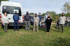 Continúa la instalación de los kits fotovoltaicos del programa Habitar con Dignidad