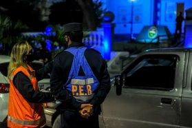 La Policía desplegó más de 300 puntos de control y se suman Fuerzas Federales