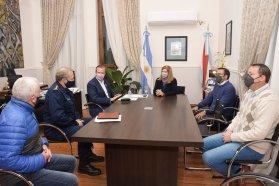 Acuerdan medidas conjuntas para reforzar la seguridad en Paraná