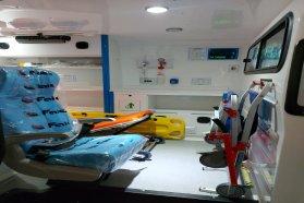 El gobierno provincial lleva entregadas 41 ambulancias cero kilómetro