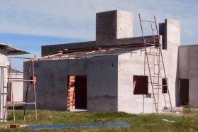 Se construyen 51 viviendas en Concepción del Uruguay, Caseros y Enrique Carbó