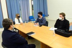 La provincia impulsa acciones de extensión con la Facultad de Ciencia y Tecnología