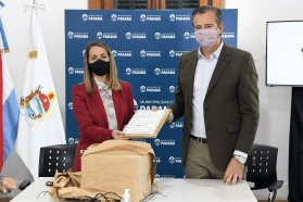 Se abrieron los sobres de la licitación para el ensanche y pavimentación de avenida Pedro Zanni de Paraná