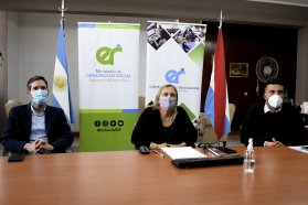 La provincia capacita a personal a cargo del cuidado y enseñanza de niños y niñas