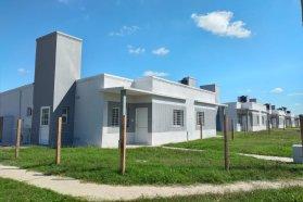La provincia trabaja en nuevas viviendas para Aldea San Antonio y Santa Elena