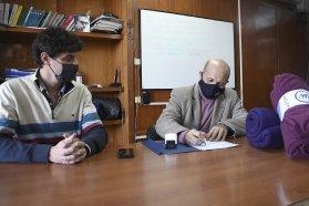 En General Galarza se distribuirán frazadas producidas por cooperativas textiles entrerrianas