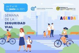 La provincia propone actividades en el marco de la semana de la Seguridad Vial