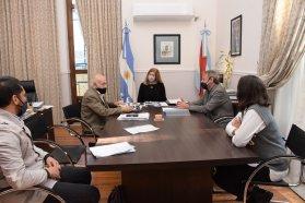 Provincia y municipio profundizan las tareas de fomento del cooperativismo