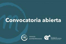 Continúa abierta la convocatoria a emprendedores de la Economía Social para integrar la marca colectiva entrerriana