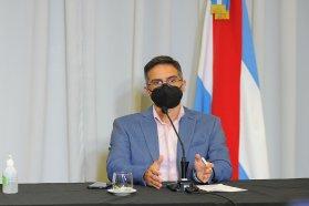 Se registró una disminución en el nivel de contagios en Entre Ríos