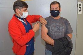 Se aplicaron más de 46.000 dosis de vacunas Covid-19 en la última semana