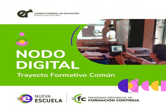Programa Provincial de Formación Continua: más de 6000 docentes comienzan a cursar el trayecto común