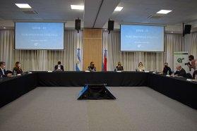 Funcionarios nacionales destacaron el trabajo del equipo de Salud entrerriano en el combate de la pandemia