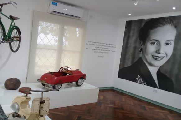 Actividades para recordar el aniversario de la Fundación Eva Perón